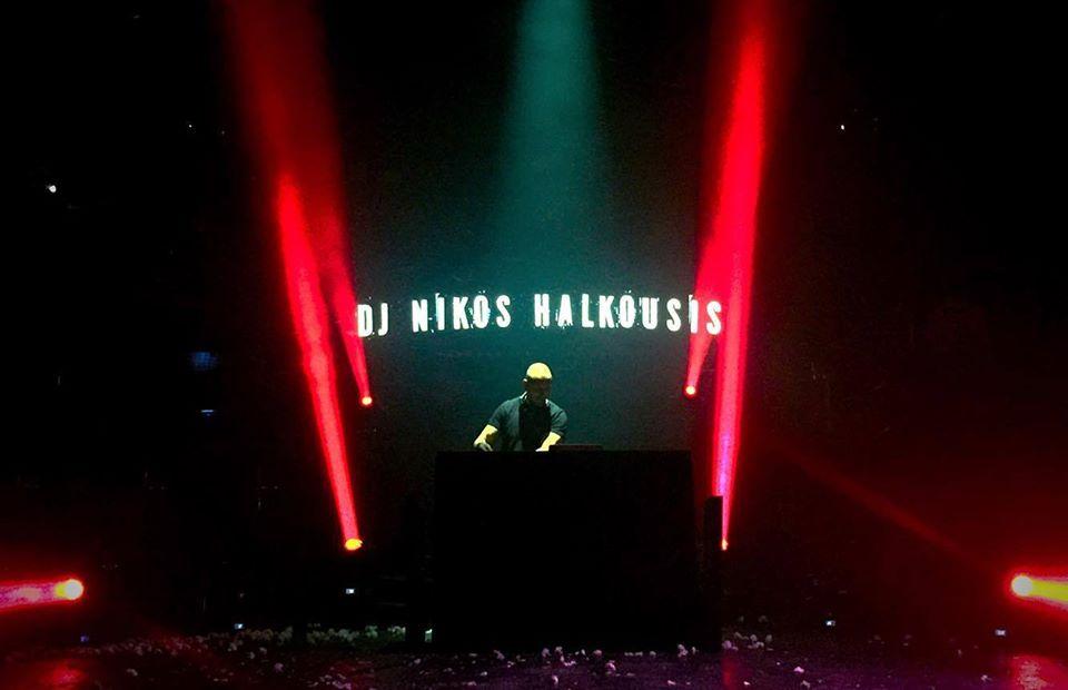 Nikos Halkousis